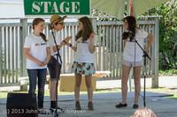 7428 VARSA Youth Stage Village Green Saturday 2013 072013