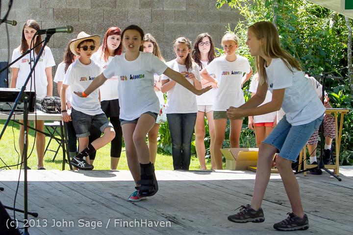 7434 VARSA Youth Stage Village Green Saturday 2013 072013
