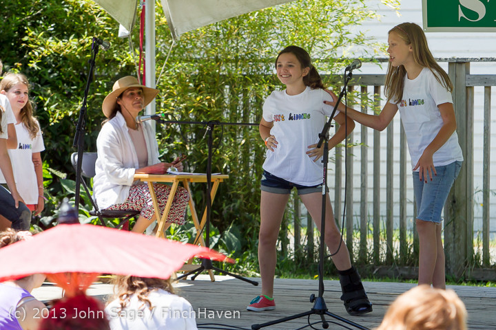 7439 VARSA Youth Stage Village Green Saturday 2013 072013