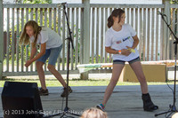 7454 VARSA Youth Stage Village Green Saturday 2013 072013