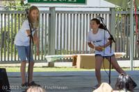 7461 VARSA Youth Stage Village Green Saturday 2013 072013