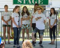 7467 VARSA Youth Stage Village Green Saturday 2013 072013
