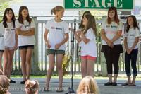 7475 VARSA Youth Stage Village Green Saturday 2013 072013