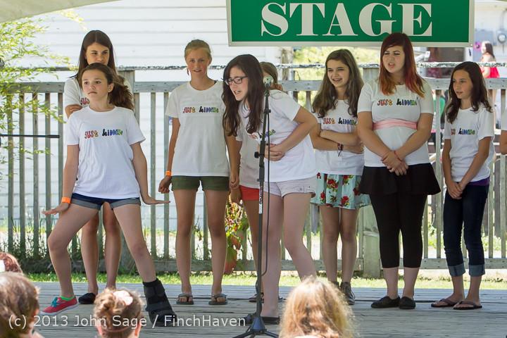 7482 VARSA Youth Stage Village Green Saturday 2013 072013