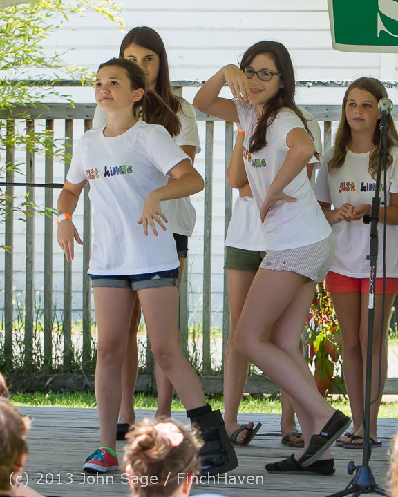 7500 VARSA Youth Stage Village Green Saturday 2013 072013