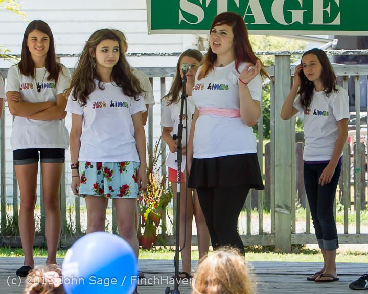 7503 VARSA Youth Stage Village Green Saturday 2013 072013
