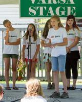 7518 VARSA Youth Stage Village Green Saturday 2013 072013