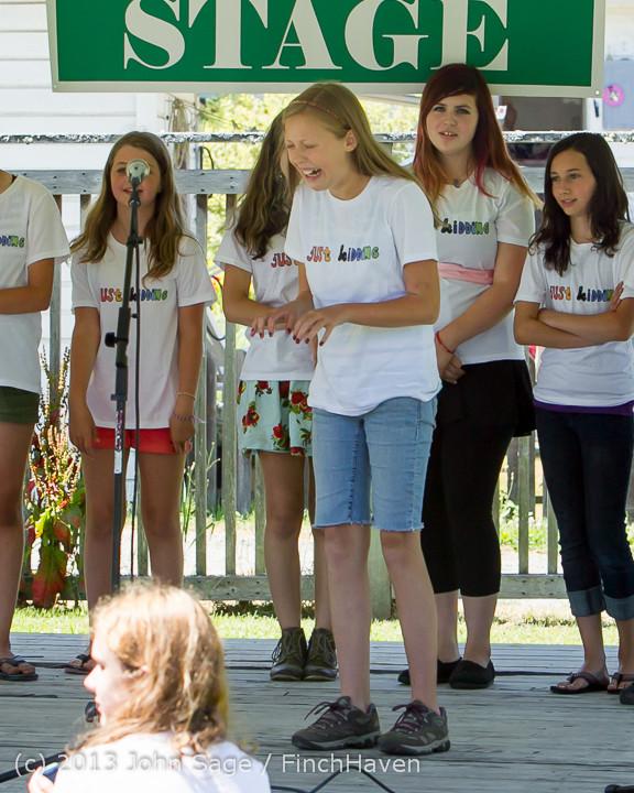 7521 VARSA Youth Stage Village Green Saturday 2013 072013