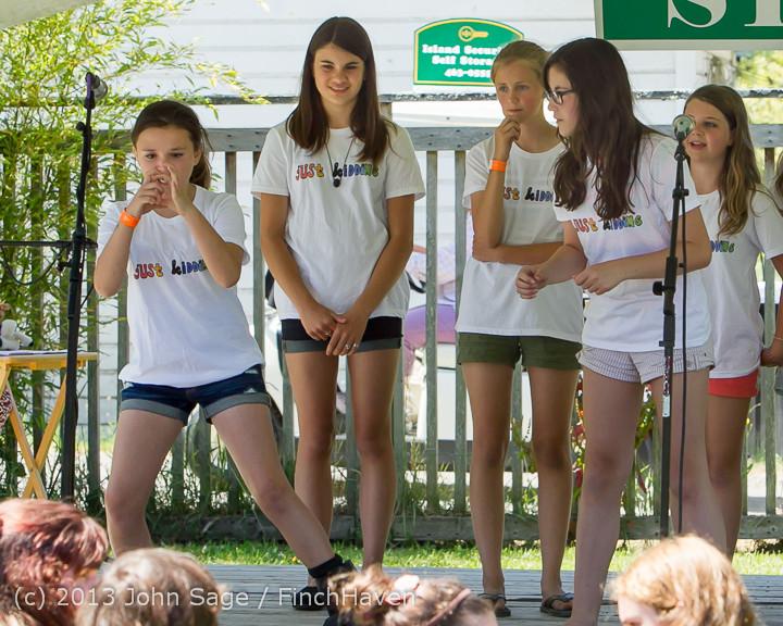 7524 VARSA Youth Stage Village Green Saturday 2013 072013