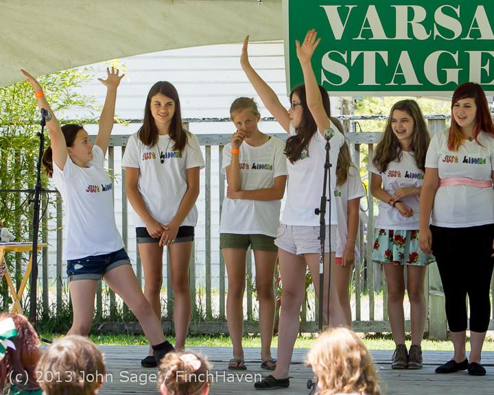 7529 VARSA Youth Stage Village Green Saturday 2013 072013