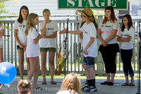 7534 VARSA Youth Stage Village Green Saturday 2013 072013