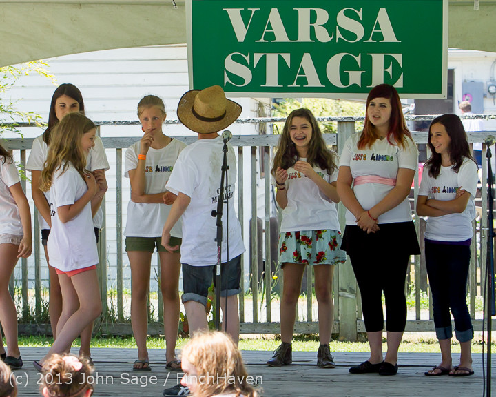 7537 VARSA Youth Stage Village Green Saturday 2013 072013