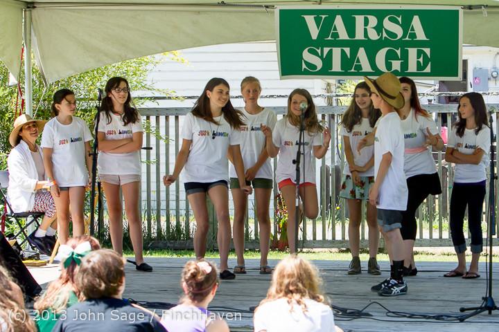 7546 VARSA Youth Stage Village Green Saturday 2013 072013