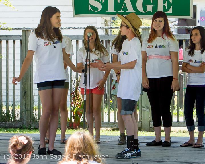 7548 VARSA Youth Stage Village Green Saturday 2013 072013