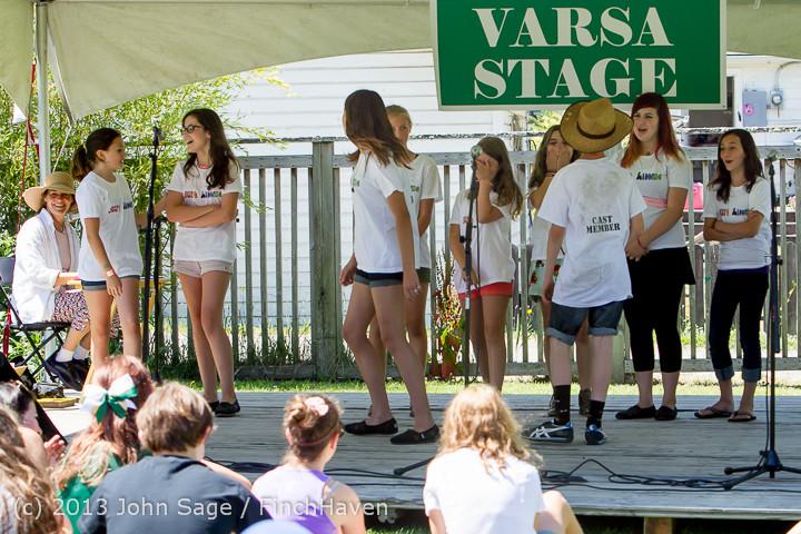 7553 VARSA Youth Stage Village Green Saturday 2013 072013