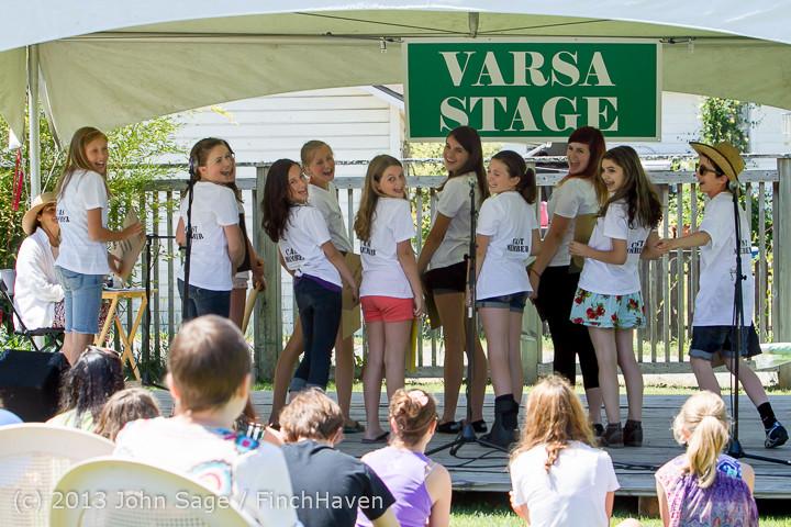 7573 VARSA Youth Stage Village Green Saturday 2013 072013