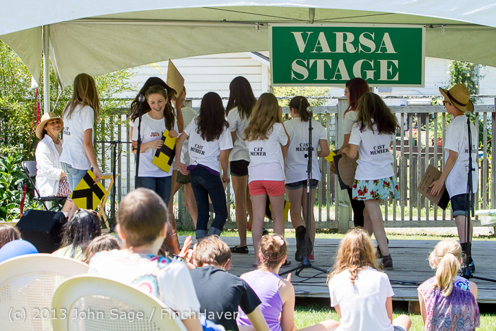 7577 VARSA Youth Stage Village Green Saturday 2013 072013