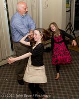 1591 Vashon Father-Daughter Dance 2013 Candids 060113