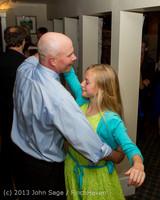 1634 Vashon Father-Daughter Dance 2013 Candids 060113