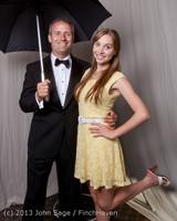 9407-b Vashon Father-Daughter Dance 2013 Portraits 060113