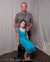 9435-a Vashon Father-Daughter Dance 2013 Portraits 060113