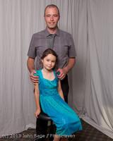 9435-b Vashon Father-Daughter Dance 2013 Portraits 060113