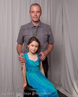 9435-c Vashon Father-Daughter Dance 2013 Portraits 060113