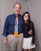 9439-b Vashon Father-Daughter Dance 2013 Portraits 060113