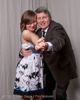 9456-b Vashon Father-Daughter Dance 2013 Portraits 060113