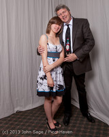 9457-a Vashon Father-Daughter Dance 2013 Portraits 060113