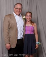 9460-b Vashon Father-Daughter Dance 2013 Portraits 060113