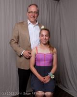 9461-b Vashon Father-Daughter Dance 2013 Portraits 060113