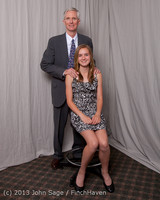 9483-a Vashon Father-Daughter Dance 2013 Portraits 060113