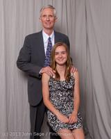 9483-b Vashon Father-Daughter Dance 2013 Portraits 060113