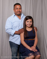 9484-b Vashon Father-Daughter Dance 2013 Portraits 060113