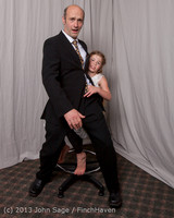 9489 Vashon Father-Daughter Dance 2013 Portraits 060113