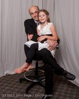 9491-a Vashon Father-Daughter Dance 2013 Portraits 060113