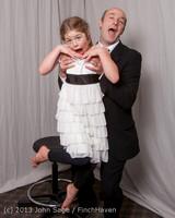 9492-b Vashon Father-Daughter Dance 2013 Portraits 060113