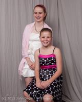 9506-b Vashon Father-Daughter Dance 2013 Portraits 060113