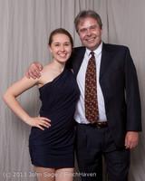9520-b Vashon Father-Daughter Dance 2013 Portraits 060113