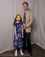 9521-a Vashon Father-Daughter Dance 2013 Portraits 060113