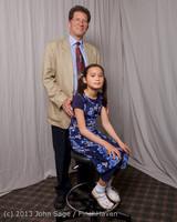 9524-a Vashon Father-Daughter Dance 2013 Portraits 060113