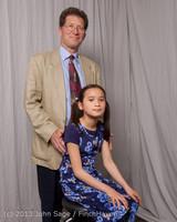 9524-b Vashon Father-Daughter Dance 2013 Portraits 060113