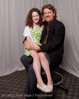 9543-a Vashon Father-Daughter Dance 2013 Portraits 060113