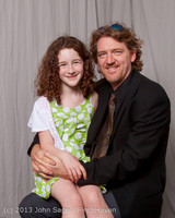 9543-b Vashon Father-Daughter Dance 2013 Portraits 060113