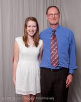 9551-b Vashon Father-Daughter Dance 2013 Portraits 060113