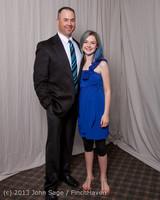 9553-a Vashon Father-Daughter Dance 2013 Portraits 060113