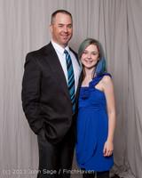 9553-b Vashon Father-Daughter Dance 2013 Portraits 060113