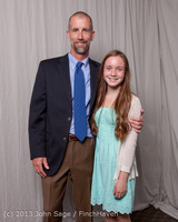 9555-b Vashon Father-Daughter Dance 2013 Portraits 060113