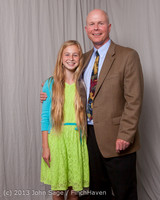 9557-b Vashon Father-Daughter Dance 2013 Portraits 060113
